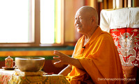Lama Yeshe Losal Rinpoche | Kagyu Samye Dzong | London Tibetan Buddhist Centre for World Peace