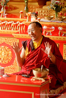 Khenpo Damcha Dawa | Kagyu Samye Dzong | London Tibetan Buddhist Centre for World Peace