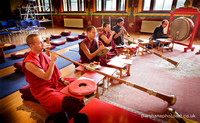 Music Practice | Kagyu Samye Dzong | London Tibetan Buddhist Centre for World Peace