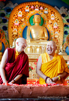 Lamas Yeshe & Zangmo | Kagyu Samye Dzong | London Tibetan Buddhist Centre for World Peace
