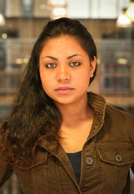 Filmmaker Ambarien Al Qadar